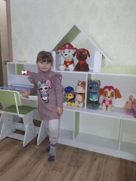 Будиночок для гри/шафа (Україна)
