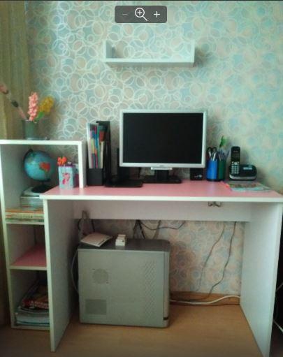 Стіл підлітковий, шкільний, комп'ютерний (Україна)