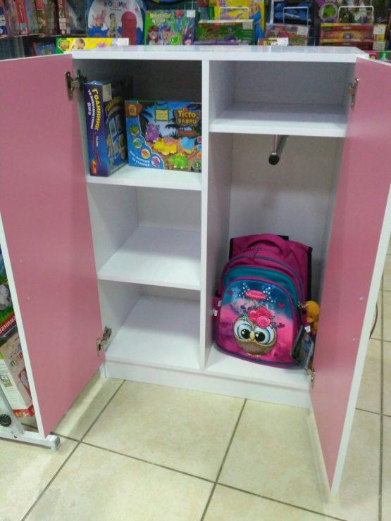 Шафа для дитячого одягу (Україна)